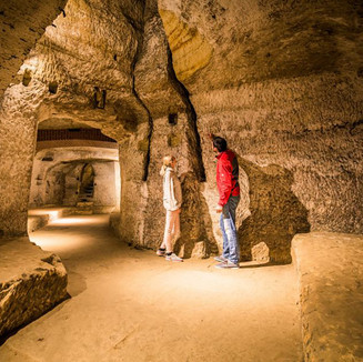 8. Historický skalní sklep Schwandorf
