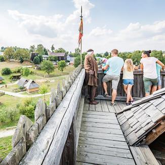3. Historický park Bärnau-Tachov