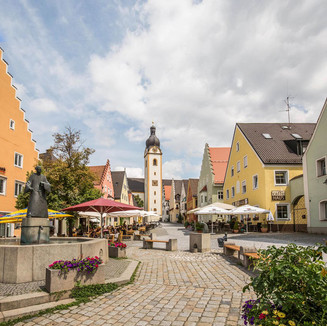 Tourismusbüro - Schwandorf