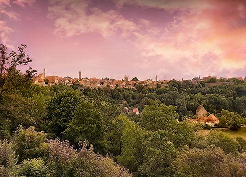 město Rothenburg