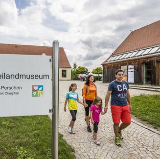 2. Skanzen Hornofalckého muzea