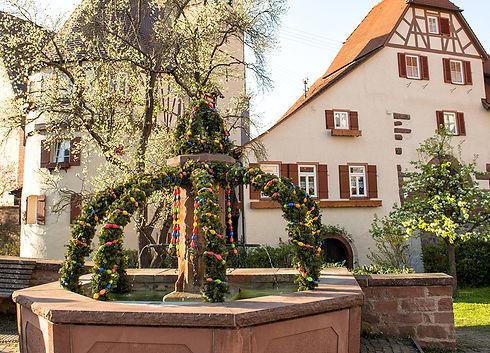 Velikonoce, Bavorsko