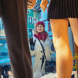 Za městskou turistikou a nákupy