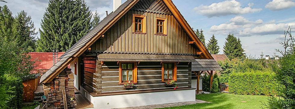 Ubytování Region Chodsko, chalupy
