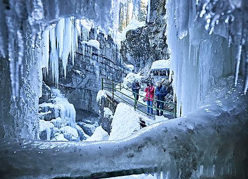 Bavorsko, zima