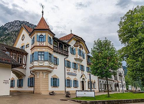Muzeum bavorských králů v Hohenschwangau