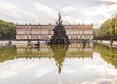 Herrenchiemsee, bavorské Versailles