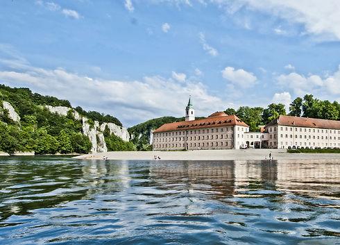 klášter Weltenburg