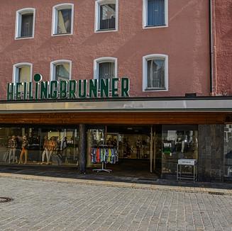 Bavorský nákupní ráj