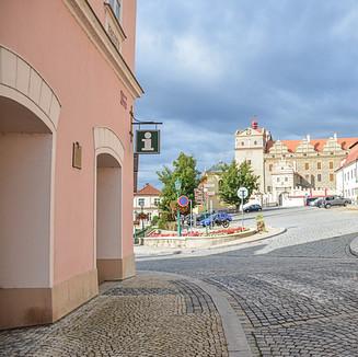 Infocentrum Horšovský Týn