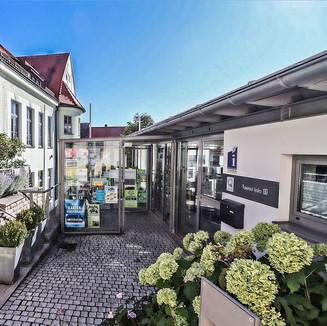 Tourist-Information Tirschenreuth