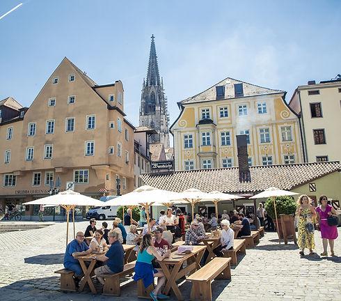 Bavorsko, nákupy