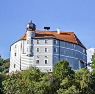 4. Schloss Schönberg - Wenzenbach