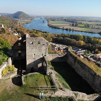 8. Burgruine Donaustauf