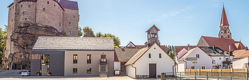 Historie a muzea Bavorsko