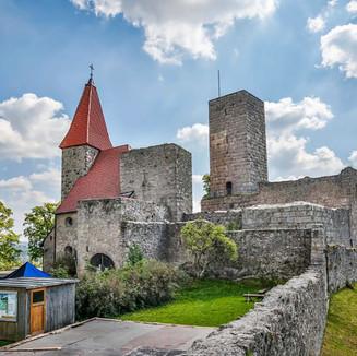5. Festivalový hrad Leuchtenberg