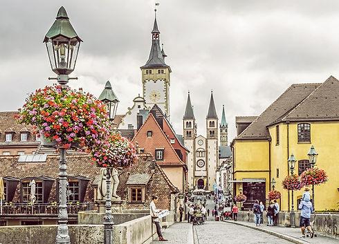 staré město v Bambergu