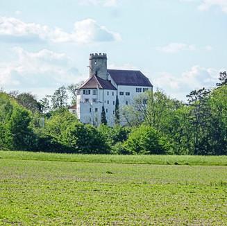2. Schloss Thierlstein u Chamu