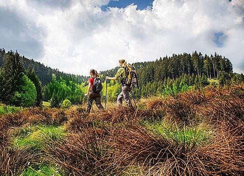 Region Chodsko, pěší turistika, Český les