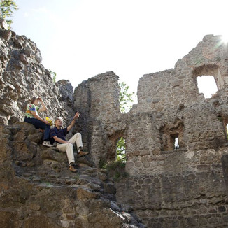 4. Burg Stockenfels -Nittenau-Fischbach