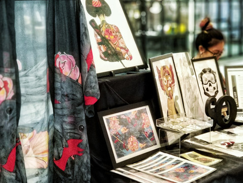 5 Lessons I Learnt from Art Bazaar