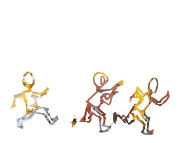 Fluid Learning Illustration - Children