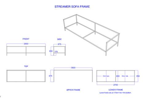Amazon-Twitch Event - Streamer Sofa