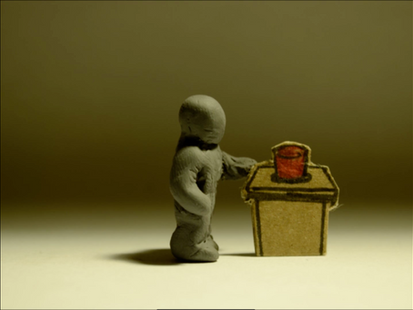 Smallest Stop Motion Animation