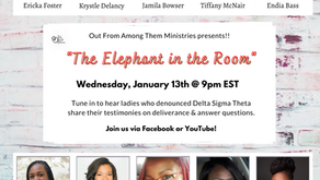 """What is """"The Elephant in Room""""?"""