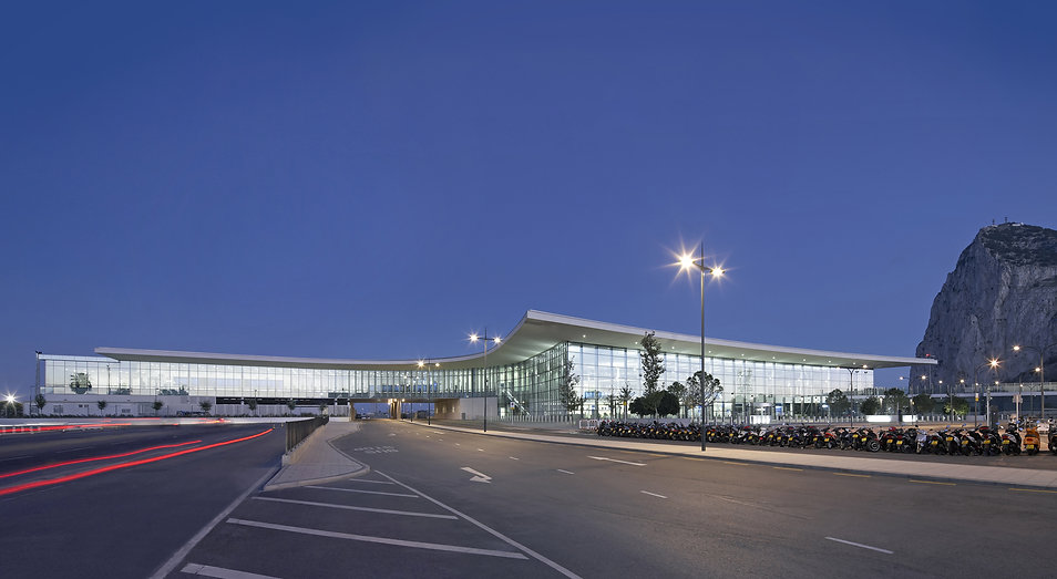 Gibraltar International Airport Terminal