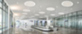 Gibraltar International Airport Terminal Interiors