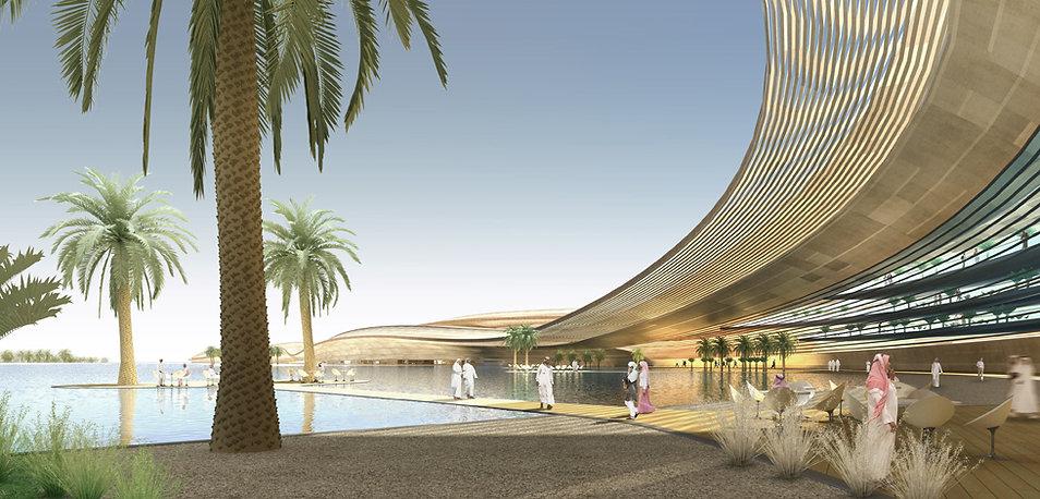 Al Ha'ir Lakes Riyadh, KSA