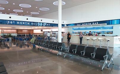 Gibraltar International Airport Terminal Interiors