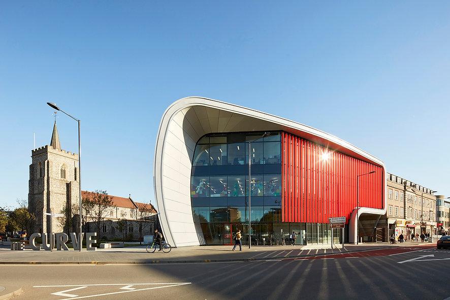 Slough Cultural Centre 'The Curve'