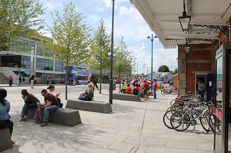 Slough Public Realm 'The Heart of Slough'