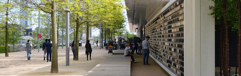 The Podium, Queen Elizabeth Park, London
