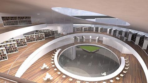 Daegu Gosan Library, Korea