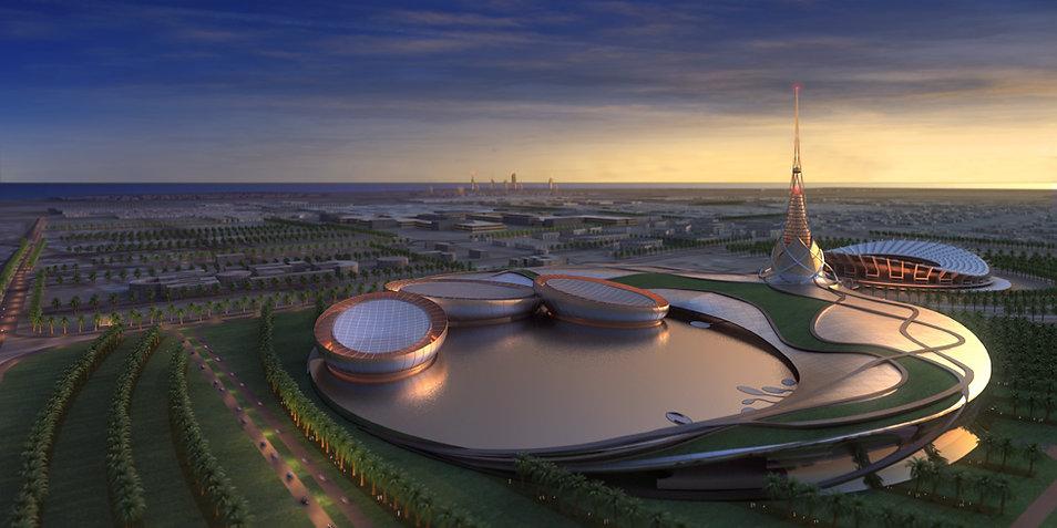 Sport City, Kuwait