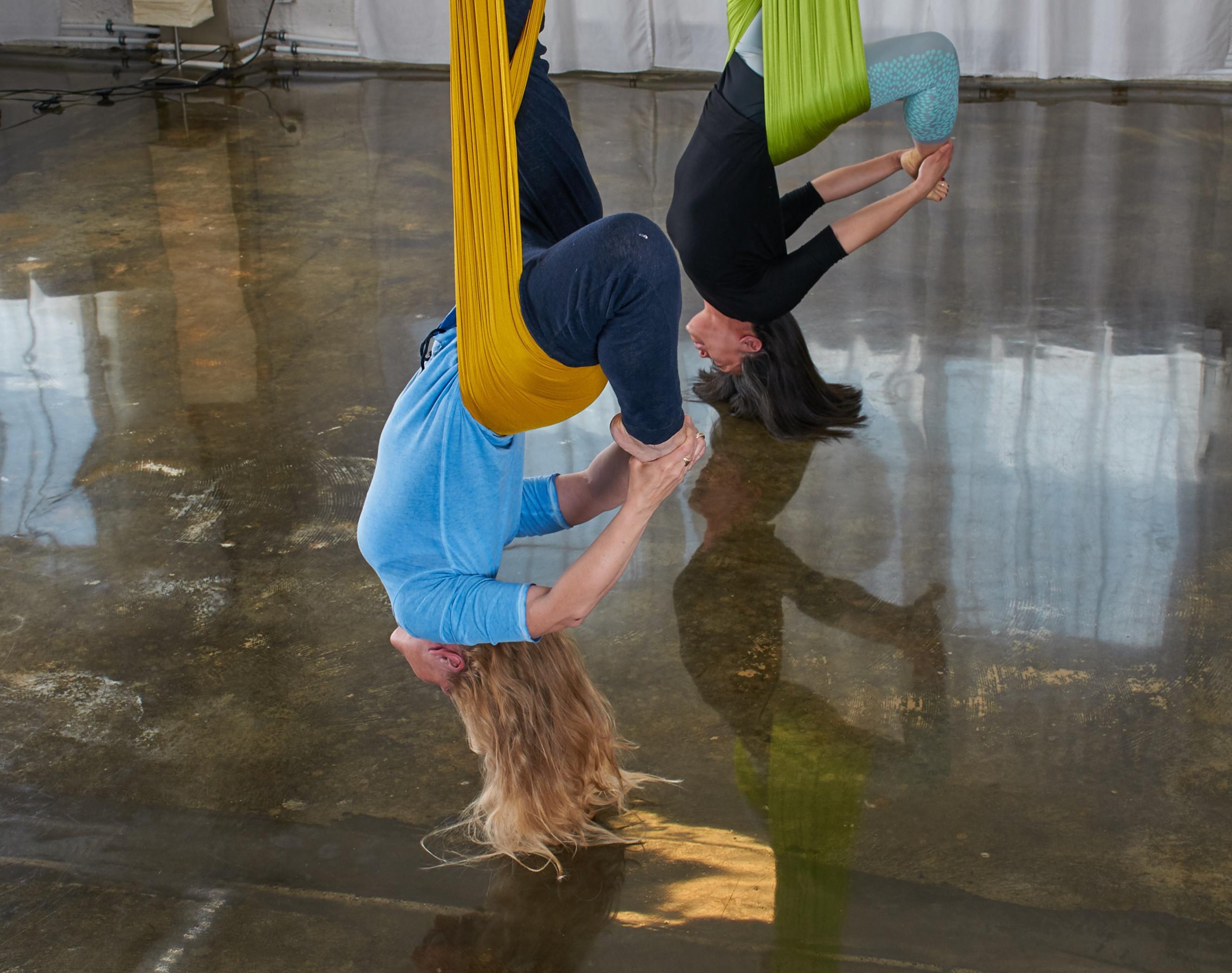 Aerial Yoga Kurs (Studio)