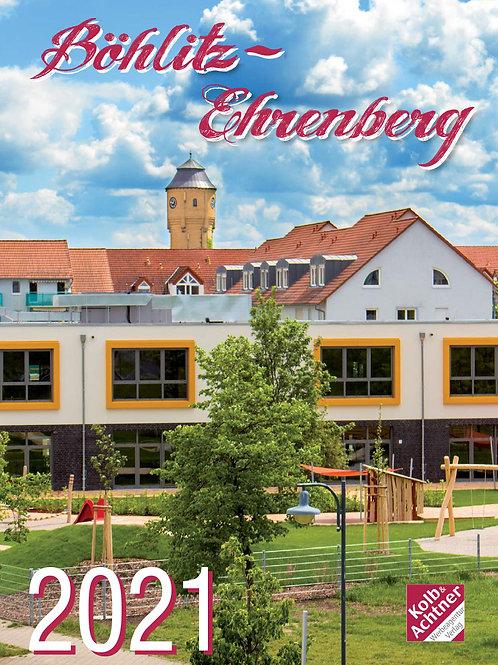 Wandkalender Böhlitz-Ehrenberg 2021