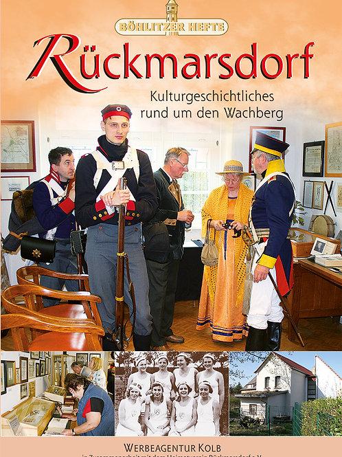 Rückmarsdorf - Kulturgeschichtliches rund um dem Wachberg