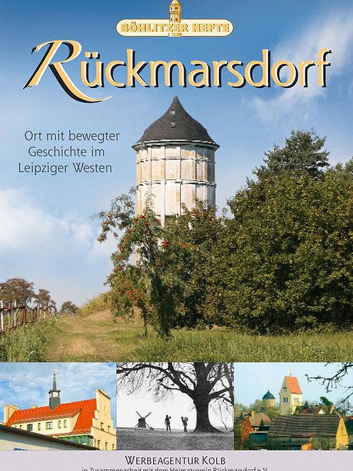 Rückmarsdorf - Ort mit bewegter Geschichte im Leipziger Westen