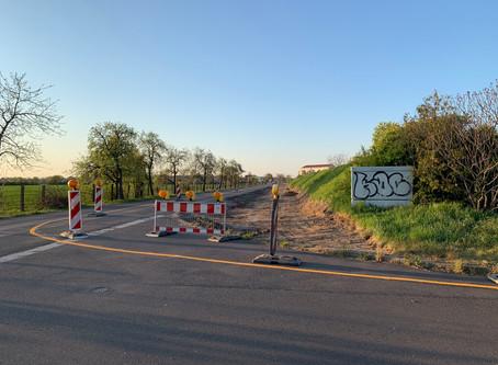 Schönauer Landstraße wird voll gesperrt