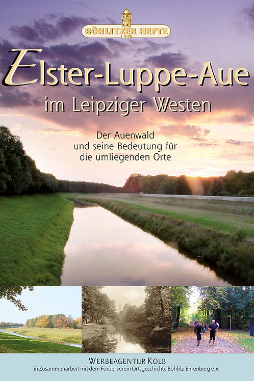 Elster-Luppe-Aue im Leipziger Westen