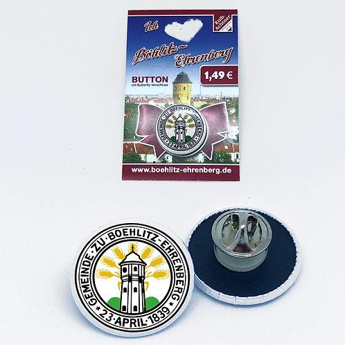 "Pin / Button ""Wappen Böhlitz-Ehrenberg"""