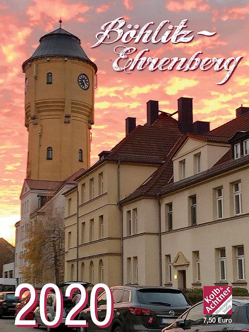 Kalender Böhlitz-Ehrenberg 2020