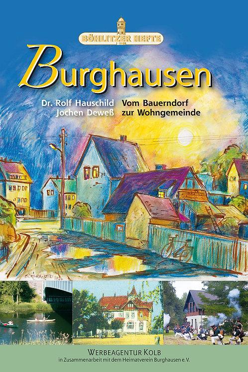 Burghausen - Vom Bauerndorf zur Wohngemeinde