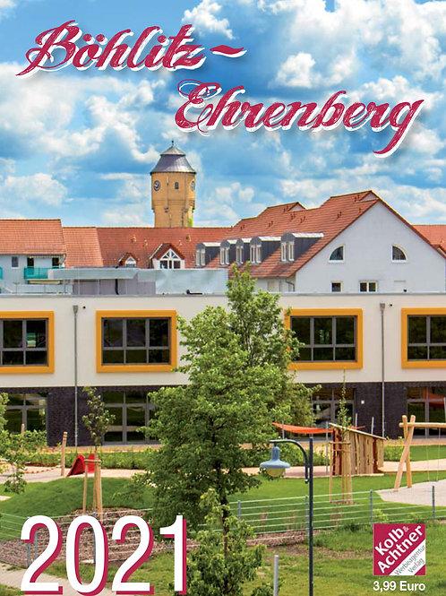 Tischkalender Böhlitz-Ehrenberg 2021