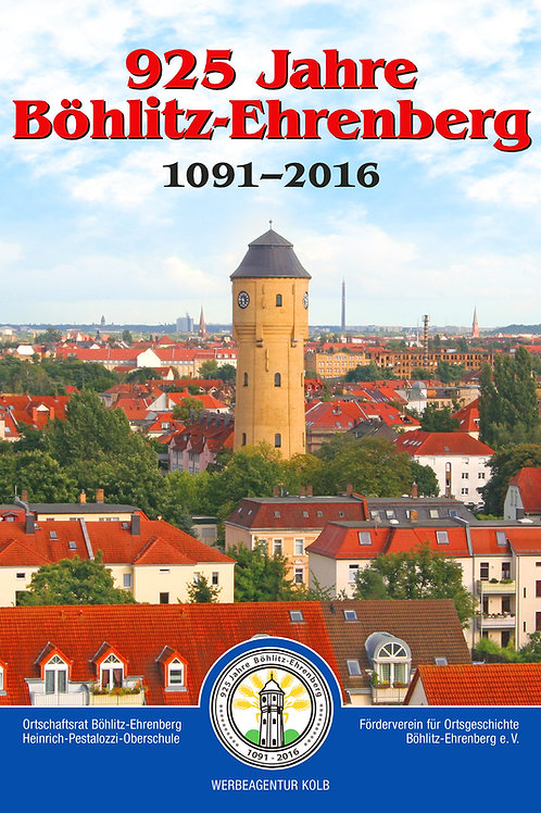 925 Jahre Böhlitz-Ehrenberg