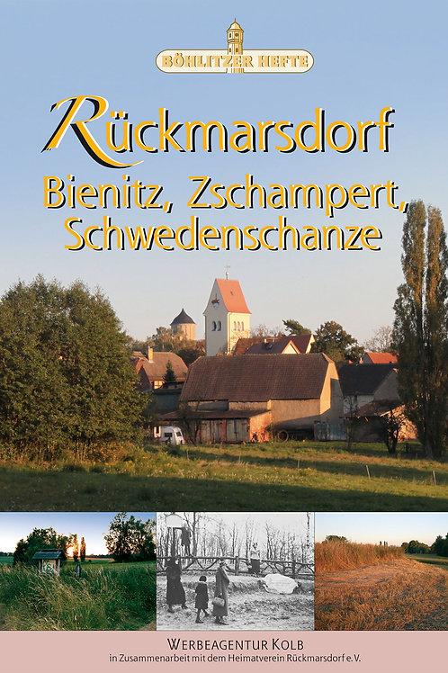 Rückmarsdorf und Bienitz, Zschampert, Schwedenschanze